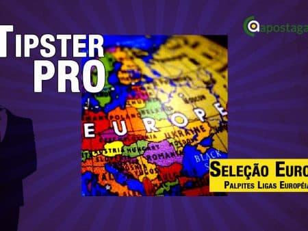 Seleção Europa – Palpites futebol europeu – 19 de Setembro