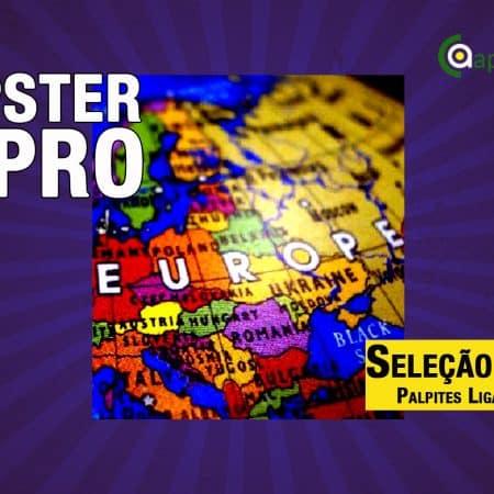Seleção Europa – Palpites futebol europeu – 22 de Setembro