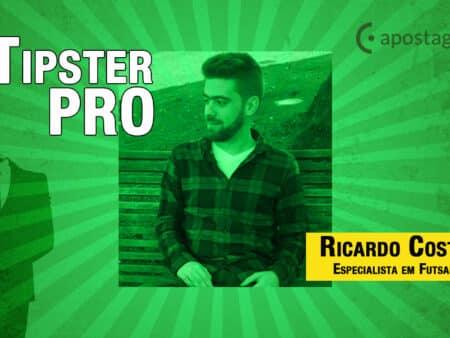 Palpites de Futsal – Ricardo Costa – 15/10/2021