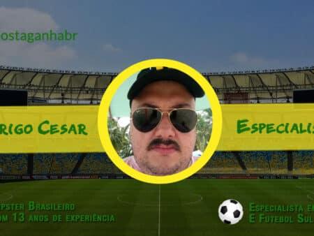 Palpite do Rodrigo Cesar – 14 de Outubro