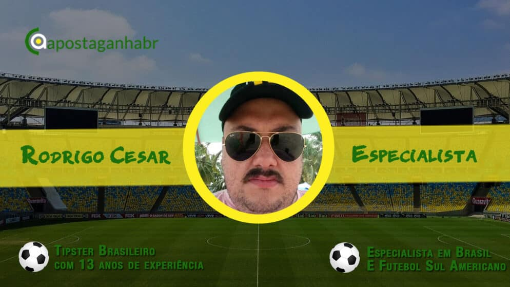 Palpite do Rodrigo Cesar – 13 de Outubro