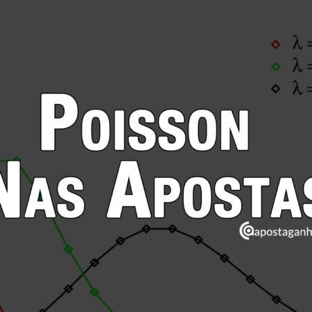 Distribuição de Poisson nas apostas esportivas
